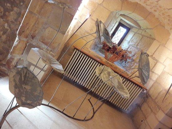Saint-Jean-Saint-Germain, Франция: Décoration originale