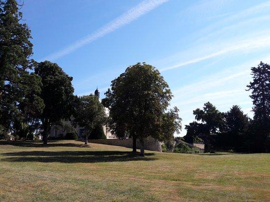 Saint-Jean-Saint-Germain, Франция: Superbe parc