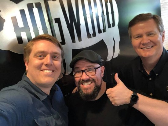 Mike Weaver Of Big Daddy Weave Visited Hogwood Picture Of