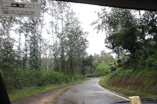 Talacauvery, الهند: On the way to Talakaveri