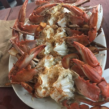 Newport, NJ: Bayshore Crabhouse