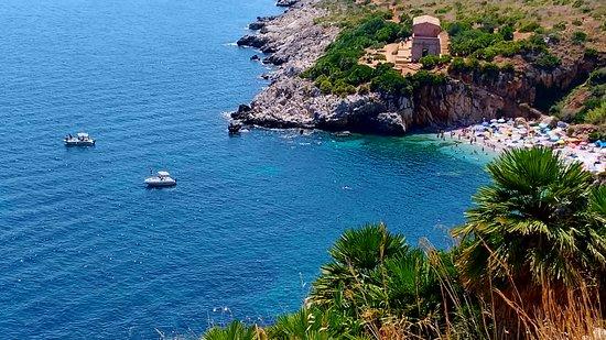 Province of Trapani, Italy: riserva dello zingaro