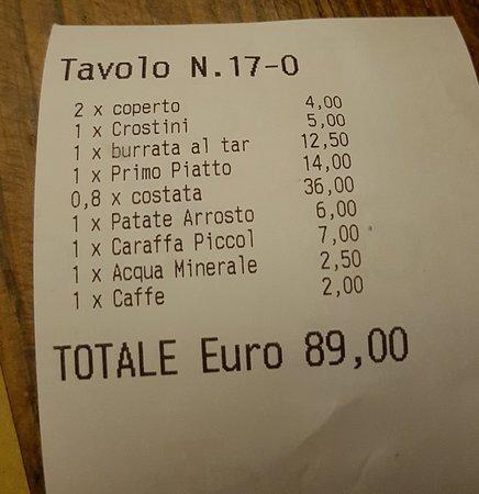 Palazzuolo Sul Senio, Italie : Il Cinghiale Bianco