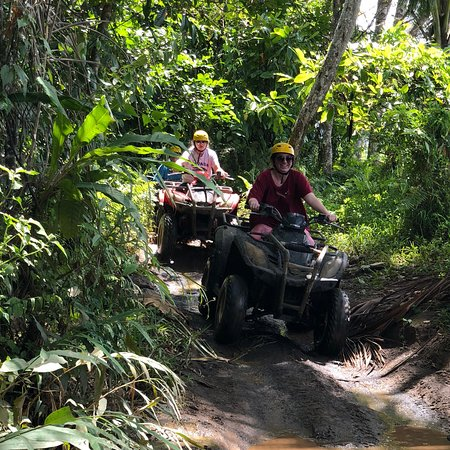 Bali ATV Ride Quad Adventure Tour