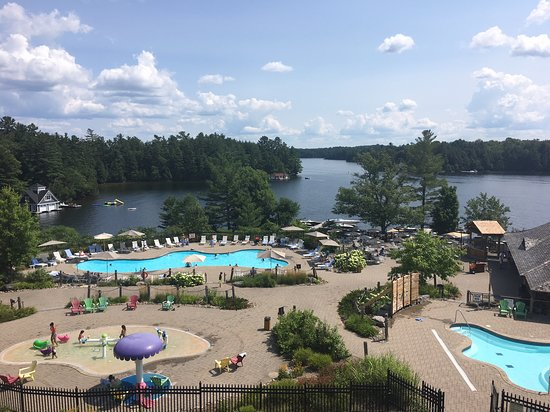 The Rosseau Muskoka Resort & Spa