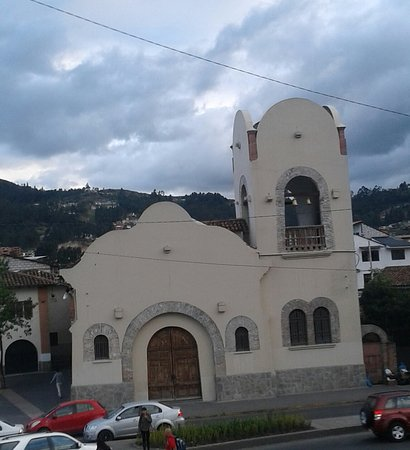 Iglesia de El Vergel