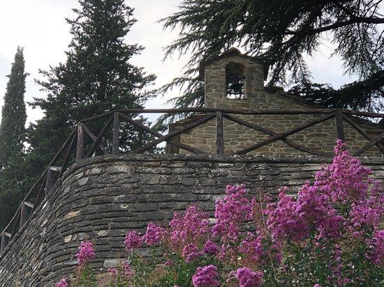 Ridracoli, Italie : Chiesetta del Palazzo