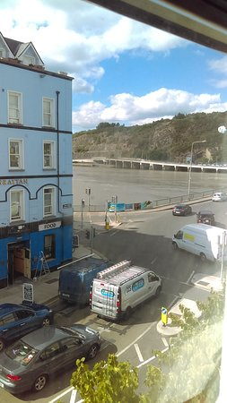 Treacys Hotel Waterford: View from room