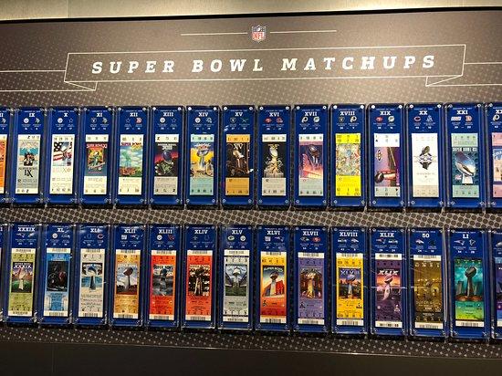Tamanho da mãos - Picture of NFL Experience Times Square