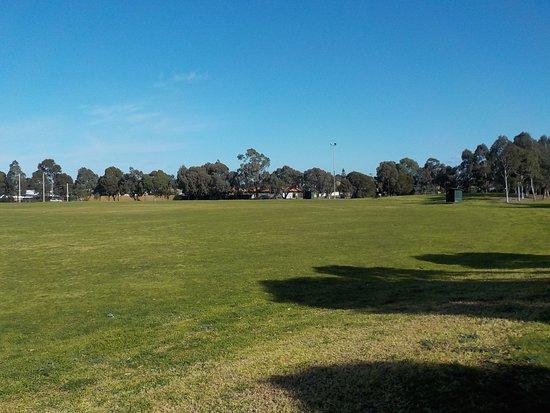 Glenroy, Australia: Playing fields