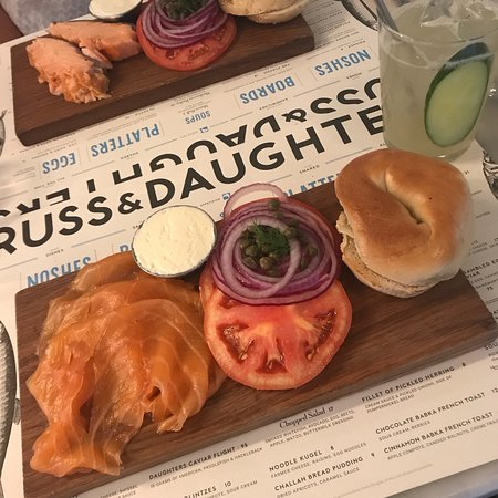 Russ & Daughters Cafe: photo4.jpg