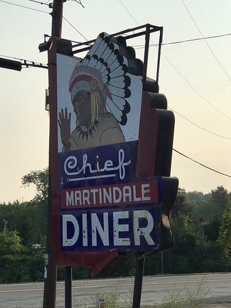"Craryville, NY: The Chief says ""Eat Here, You will not be disappointed"""