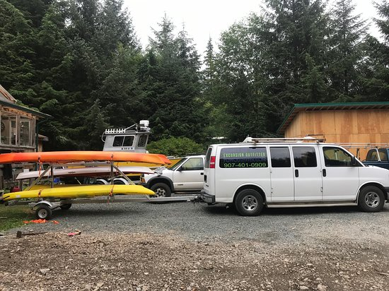 Klawock, AK: By land or water, we deliver adventure to you on Prince of Wales Island.