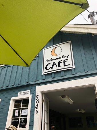 Halfmoon Bay, Canada: cafe