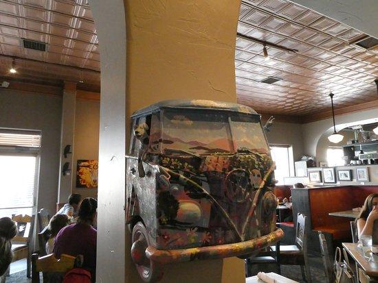 Bernalillo, NM: Bus to food...