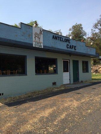 Antelope, ออริกอน: Cafe