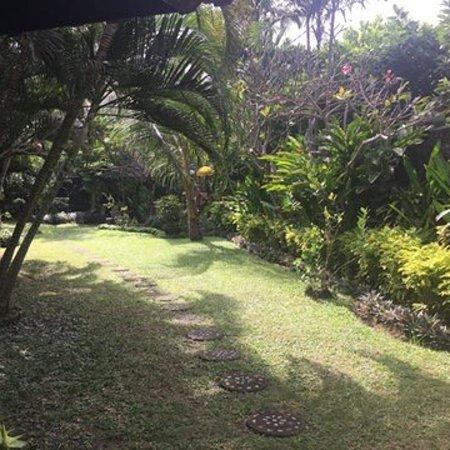 Relaxing getaway