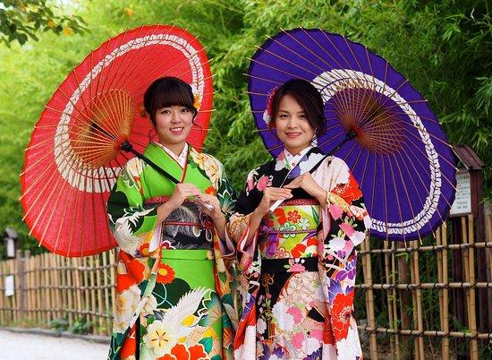 Kimono Rental Asakusa Aiwafuku No.1