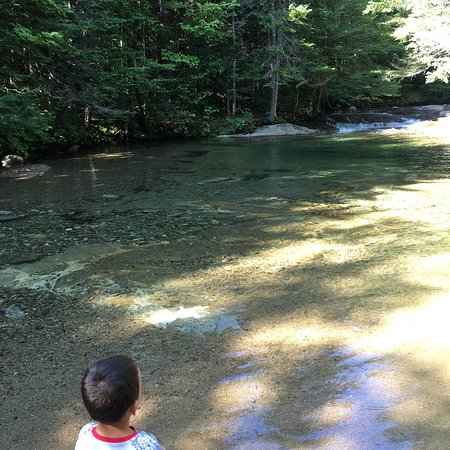 The Basin at Franconia Notch State Park: photo0.jpg