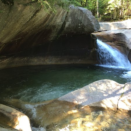 The Basin at Franconia Notch State Park: photo1.jpg
