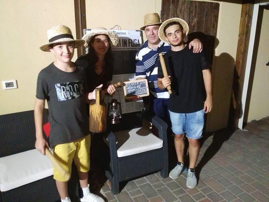 Ravenna Escape - Room di Savio: Giocatori