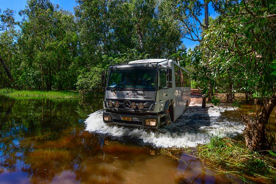 Nhulunbuy, Australien: Travelling through the heart of pristine wilderness