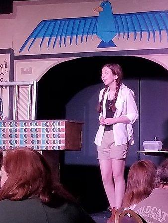 The Spotlight Playhouse: Egyptian Murder Mystery Show
