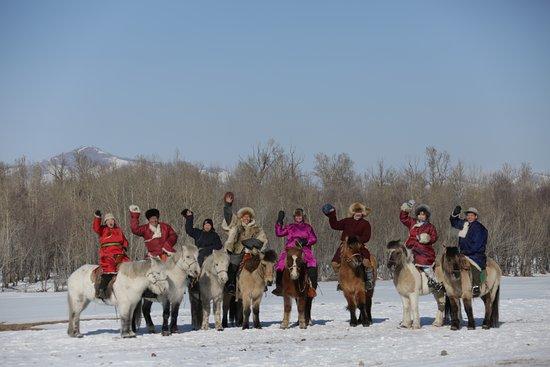 Horse Trek Mongolia