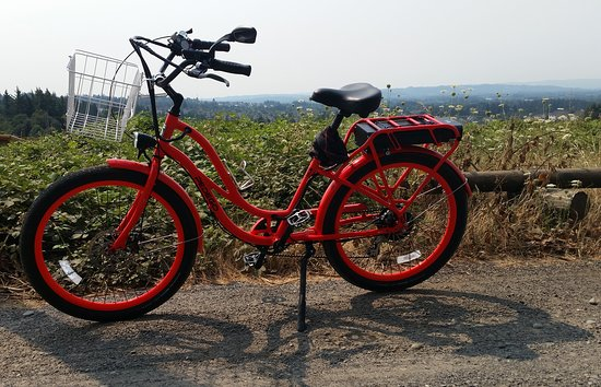 Skyline Picture Of Pedego Electric Bikes Portland Tripadvisor