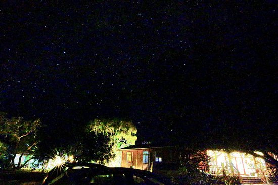 Flinders Chase, أستراليا: 夜の雰囲気