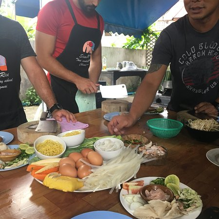 Siam Rice Thai Cookery School-bild