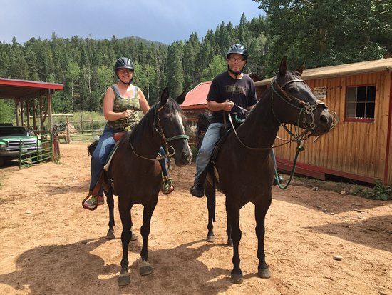 Cool Rides Of Colorado Springs >> Still Smiling After The Ride Picture Of Old Stage Riding