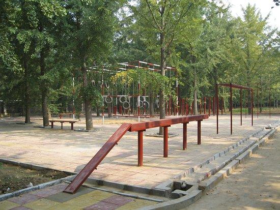 Tancheng County, China: training facilities