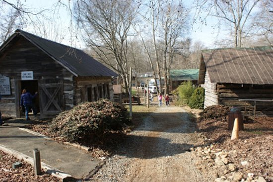 Snow Camp, NC: Historical Site in fall