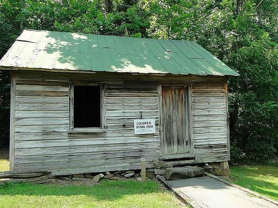 Snow Camp, NC: Colored School House
