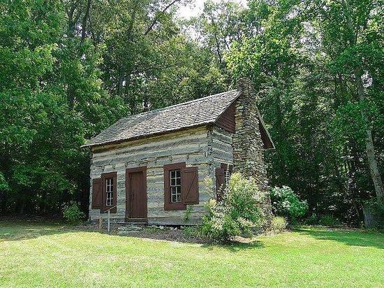 Snow Camp, NC: Worthy B. Teague House and Quaker Museum
