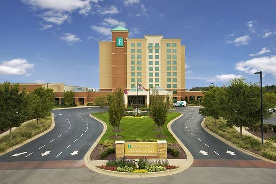Embassy Suites by Hilton Nashville SE - Murfreesboro: Exterior