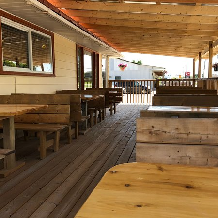 Shawville, Canada: Chez In Restraurant