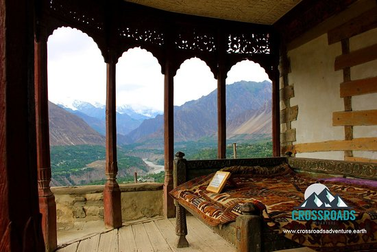 Crossroads Adventure: Baltit fort Hunza tour
