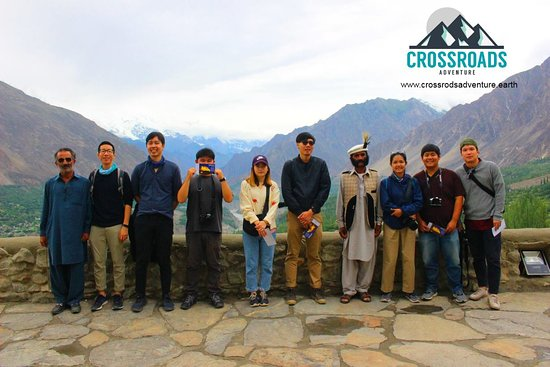Crossroads Adventure: Baltit fort Hunza