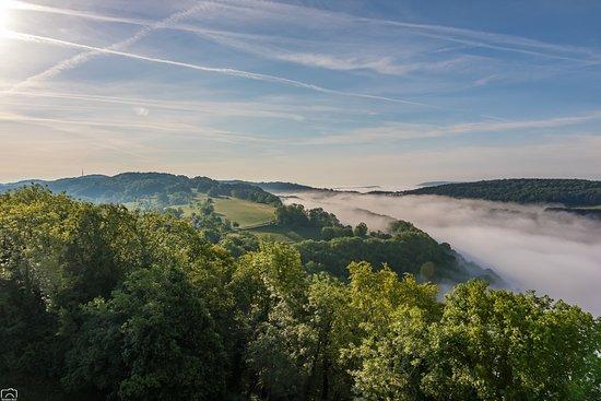 Lauchringen, Deutschland: Blick Richtung Zürich