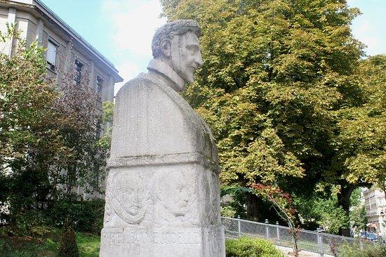 Buste de Ronsard