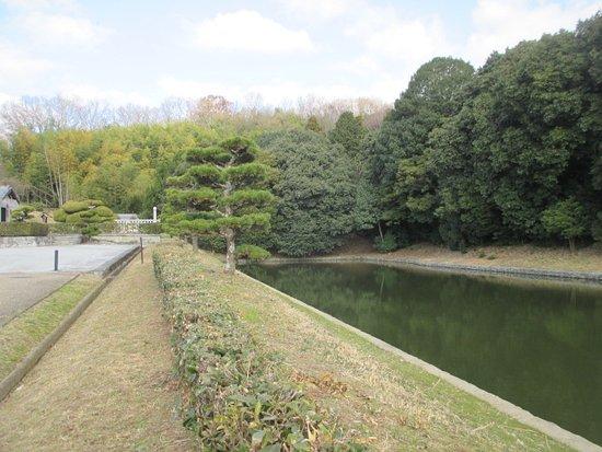 The Mausoleum of Emperor Kinmei