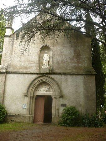 Les Lucs-sur-Boulogne, France: la chapelle