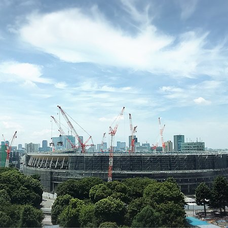 ‪New National Stadium‬