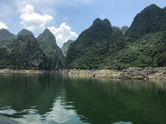 Wanfenghu Scenic Area