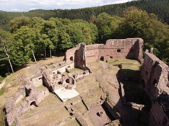 Chateau du Wangenbourg