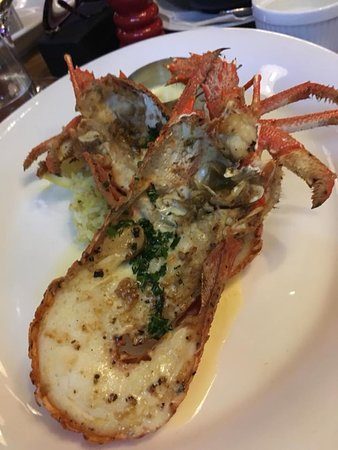 Beaumaris, Australia: Lobster with dill butter - delish