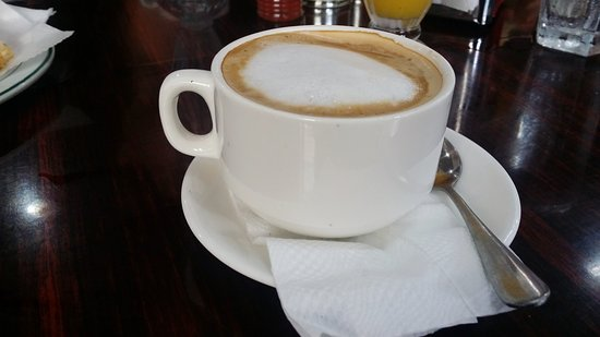 Cafe Coca Cola: Great coffee!