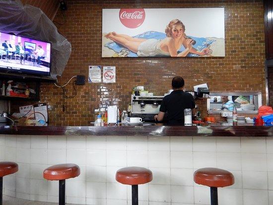Cafe Coca Cola: Local favorite